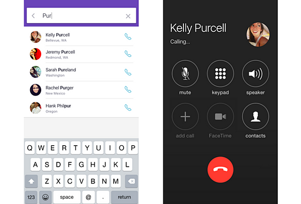 Integrated-dialer